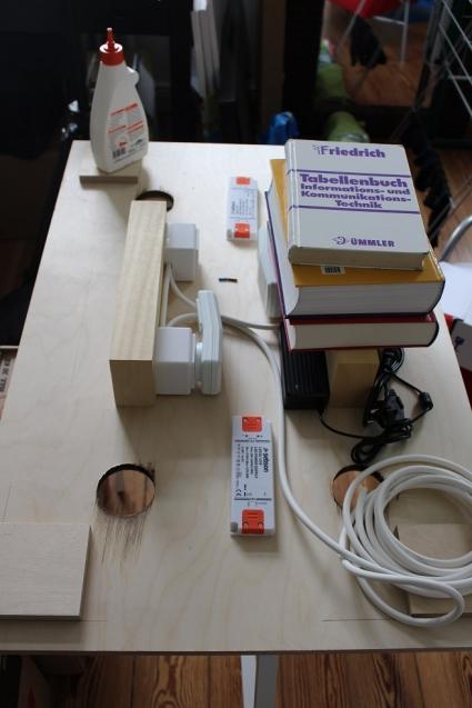 diy deckenlampe at frank n run. Black Bedroom Furniture Sets. Home Design Ideas