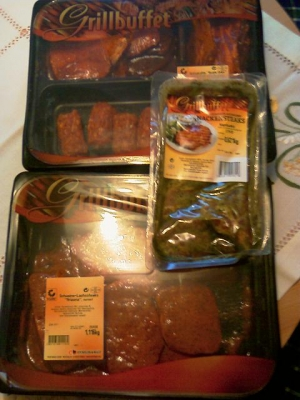 Fleischpaket